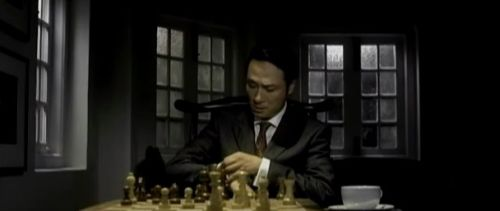 Francis Ng chess schach Max Makowski One Last Dance