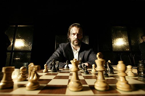 Jason Statham chess schach Guy Ritchie Revolver