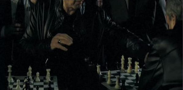 Al Pacino chess schach Jon Avnet Righteous Kill