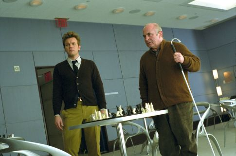 Ewan McGregor Bob Hoskins chess schach Marc Forster Stay