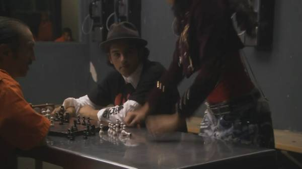 Emily Rios Paul Rodriguez chess schach Paul Boyd Vicious Circle