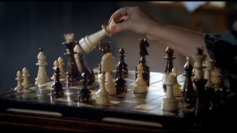 Hannelore Elsner Brenda Blethyn Alessio Boni chess schach Robert Dornhelm War and Peace