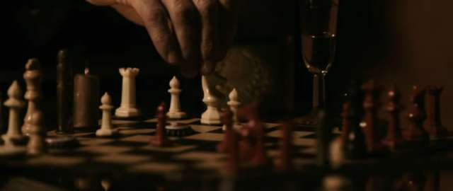 Jennifer Beals Gary Oldman chess schach Albert & Allen Hughes Book of Eli, The