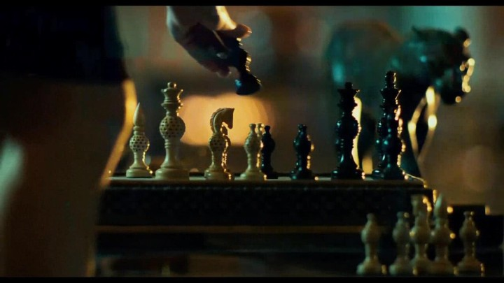 Sebastian Koch Yuliya Snigir chess schach John Moore Good Day to Die Hard, A