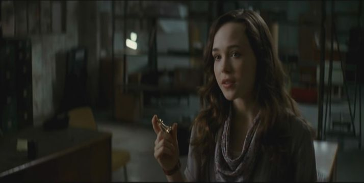 Ellen Page chess schach Christopher Nolan Inception