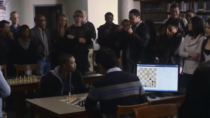 Cuba Gooding jr. chess schach Jake Goldberger Life of a King
