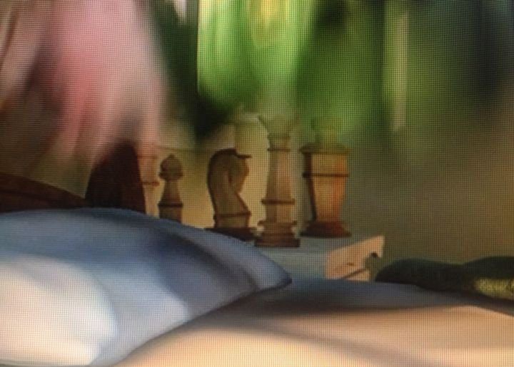 chess schach Peter Ramsey Rise of the Guardians