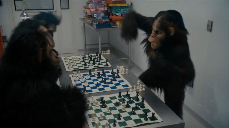 chess schach Malcolm D. Lee Scary Movie 5