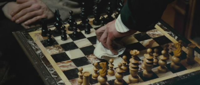 chess schach Guy Ritchie Sherlock Holmes - A Game of Shadows