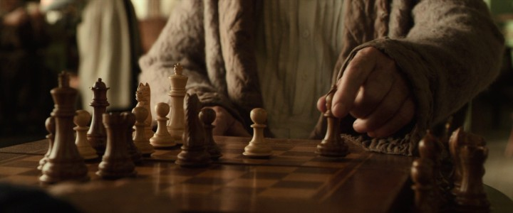Ben Kingley Michael Caine chess schach Brad Anderson Stonehearst Asylum