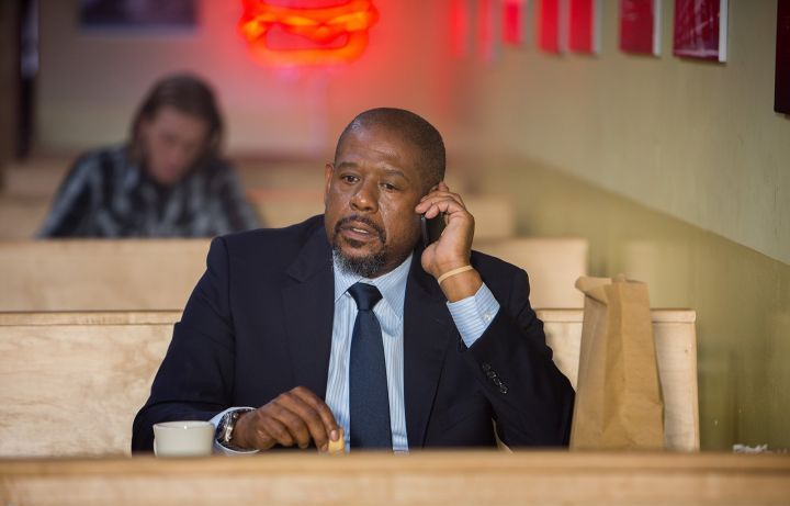 Forest Whitaker chess schach Olivier Megaton Tak3n (Taken 3)