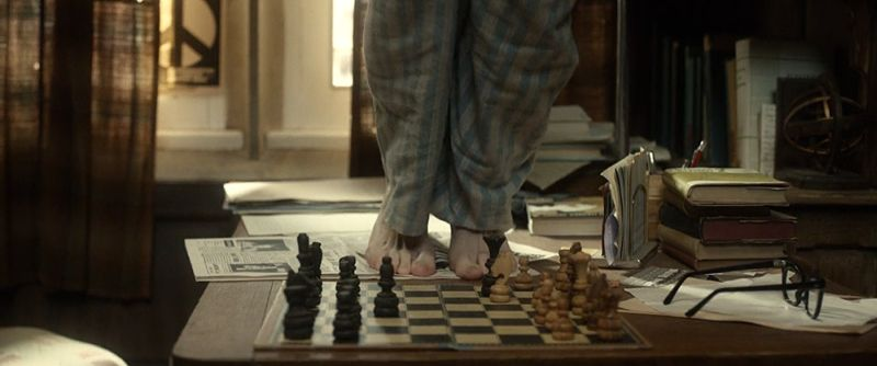 Eddie Redmayne chess schach Morten Tyldum Theory of Everything, The