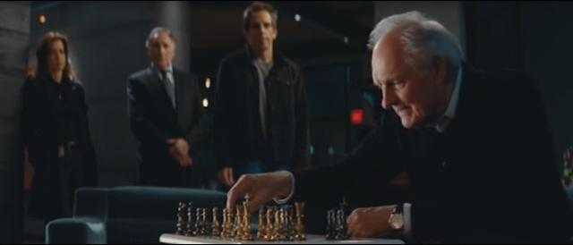 Alan Alda Ben Stiller chess schach Brett Ratner Tower Heist
