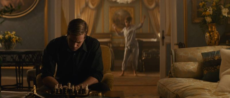 Alicia Vikander Armie Hammer chess schach Guy Ritchie Man From U.N.C.L.E., The