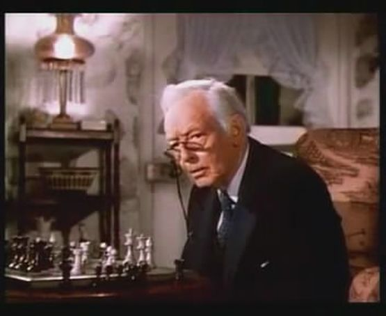 Harry Davenport chess schach Irving Reis Bachelor and the Bobby Soxer, The