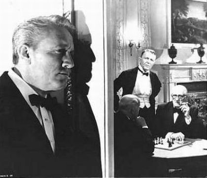 Spencer Tracy chess schach George Cukor Edward My Son