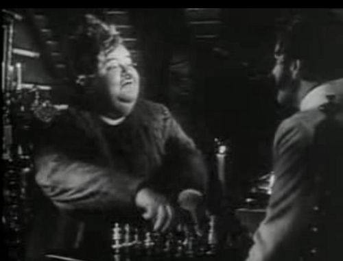 Oliver Hardy chess schach George Waggner Fighting Kentuckian, The