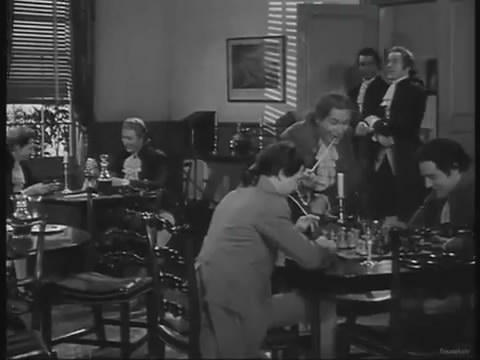 Cary Grant chess schach Frank Lloyd Howards of Virginia, The