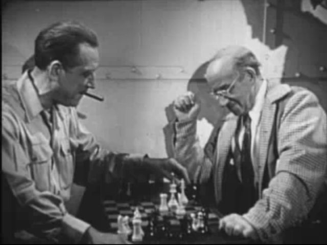 John Miljan Wilson Benge chess schach Edward Finney Queen of the Amazons