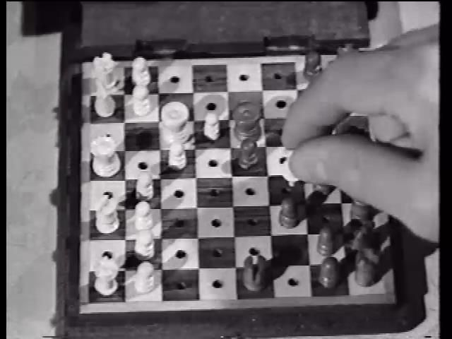 Miles Mander chess schach D. Ross Lederman Shadows On The Stairs