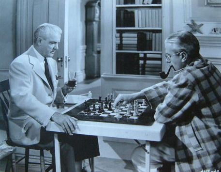 Forbes Murray Jack Hutchinson chess schach Johnny Hines Social Sea Lions