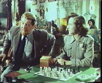 David Niven chess schach Michael Powell Stairway To Heaven