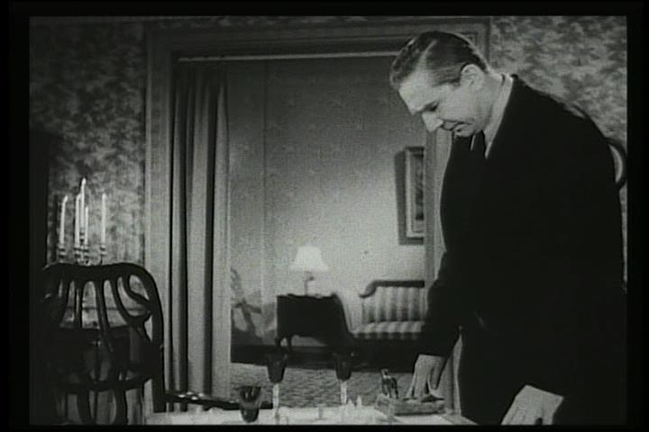 Bela Lugosi chess schach Joseph H. Lewis Invisible Ghost, The