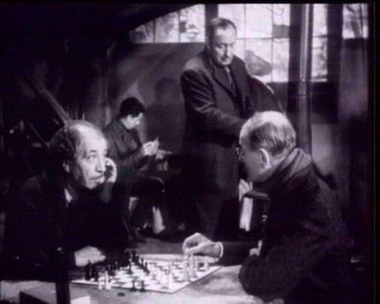 Carole Lombard chess schach Ernst Lubitsch To Be Or Not To Be