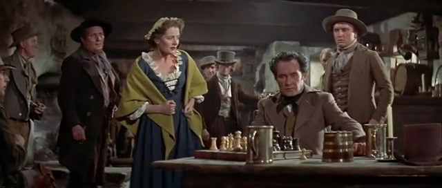 Louise Studley Denis O'Dea chess schach Douglas Sirk Captain Lightfoot