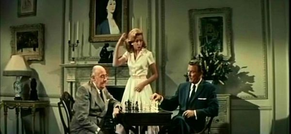 Deborah Kerr chess schach Jean Negulescu Count Your Blessings