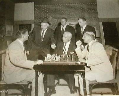 Richard Eyer chess schach Paul Landres Johnny Rocco