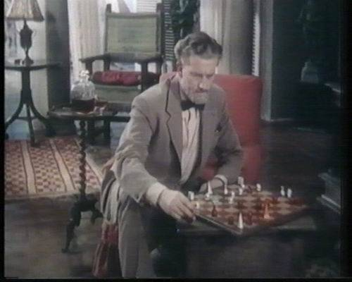 chess schach Albert Lewin Pandora and the Flying Dutchman