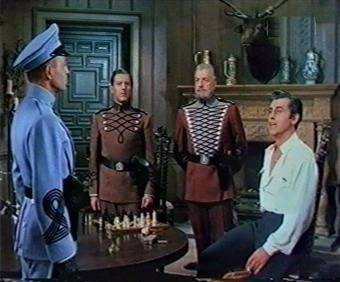 Stewart Granger chess schach Richard Thorpe Prisoner of Zenda, The