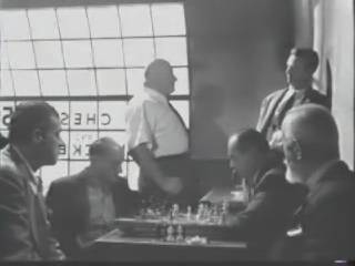 Sterling Hayden Kola Kwariani chess schach Stanley Kubrick Killing, The