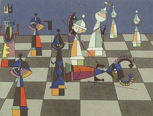 chess schach Wladyslaw Nehrebecki Tournament