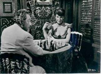 Gypsy Rose Lee chess schach Nicholas Ray Wind Across the Everglades