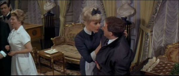 Peter Sellers Elke Sommer chess schach Blake Edwards Shot in the Dark, A