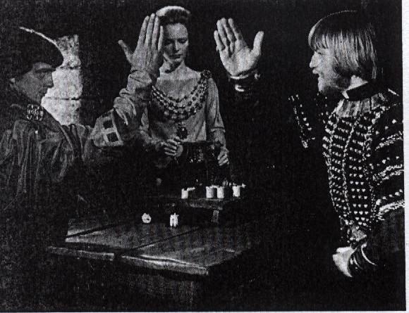 Prunella Ransom David Hemmings Michael York chess schach Clive Donner Alfred The Great
