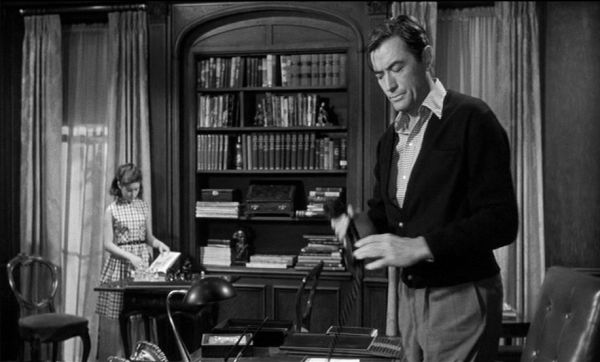 Lori Martin Gregory Peck chess schach J. Lee Thomson Cape Fear