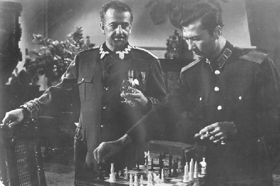 chess schach Lewis Allen Decision at Midnight