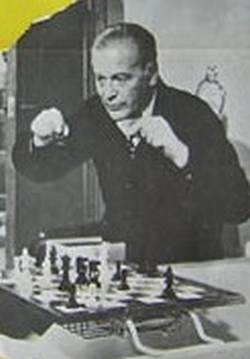 Ian Carmichael Curd Jürgens George Pravda Kieron Moore chess schach Cy Endfield Hide and Seek