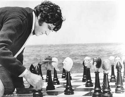 Anthony Newley chess schach Anthony Newley Can Hieronymus Merkin Ever Forget ...