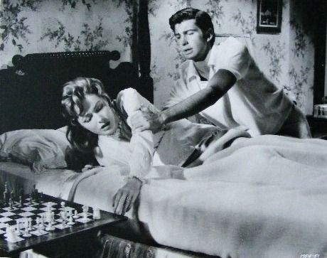 Eleanor Parker George Hamilton chess schach Vincente Minelli Home from the Hill