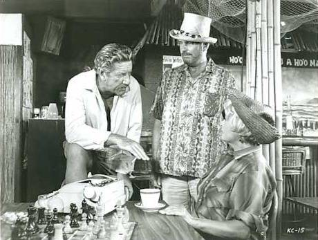 Joan Blondell Richard Boone chess schach Lamont Johnson Kona Coast
