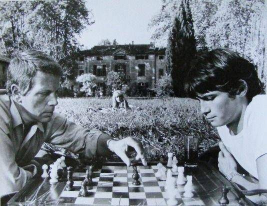 Paul Bonifas chess schach Robert Freeman Echelle Blanche, L'