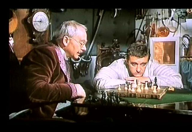 David Nossov chess schach Richard Lester Mouse on the Moon