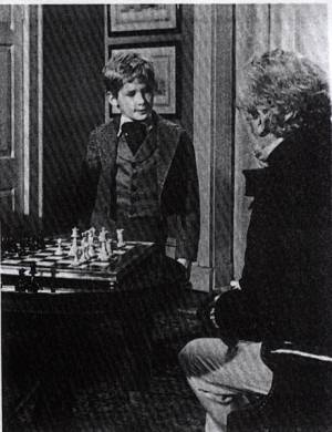 Mark Lester Joseph O'Connor chess schach Carol Reed Oliver !