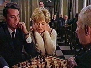Dirk Bogarde chess schach David Greene Sebastian