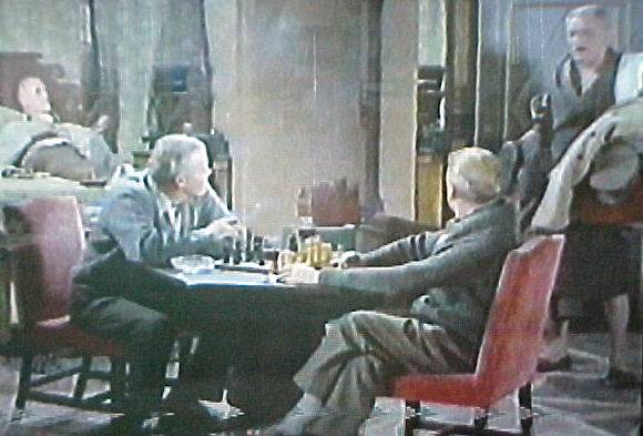 Andrew Duggan chess schach Jack Smight Secret War of Harry Frigg, The