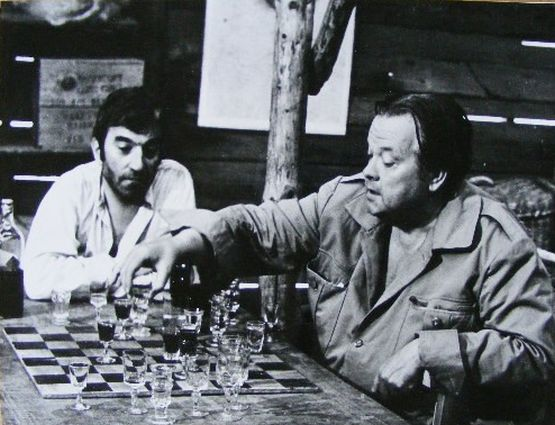 Orson Welles Georges Géret chess schach Sidney Hayers Southern Star, The